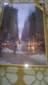Light up jigsaw puzzle - New York