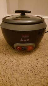 Tefal cool touch rice cooker BRAND NEW