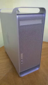 Apple Mac G5. Ex design studio in pristine condition and good working order.