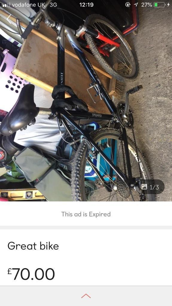 Bikein Wisbech, Cambridgeshire - Great condition bike Everything on the bike is adjustable Used about twice