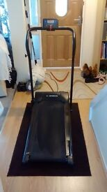 Confidence Fitness Foldable Electric Treadmill