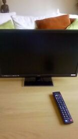 21inch TV/DVD with HDMI PORT hardly used.