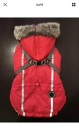 Dog Coat - Puppia with harness size XXL