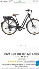 BT-WIN B BIKE 500 Uni-sex electric bike
