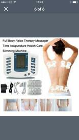 Full body relax therapy massager new