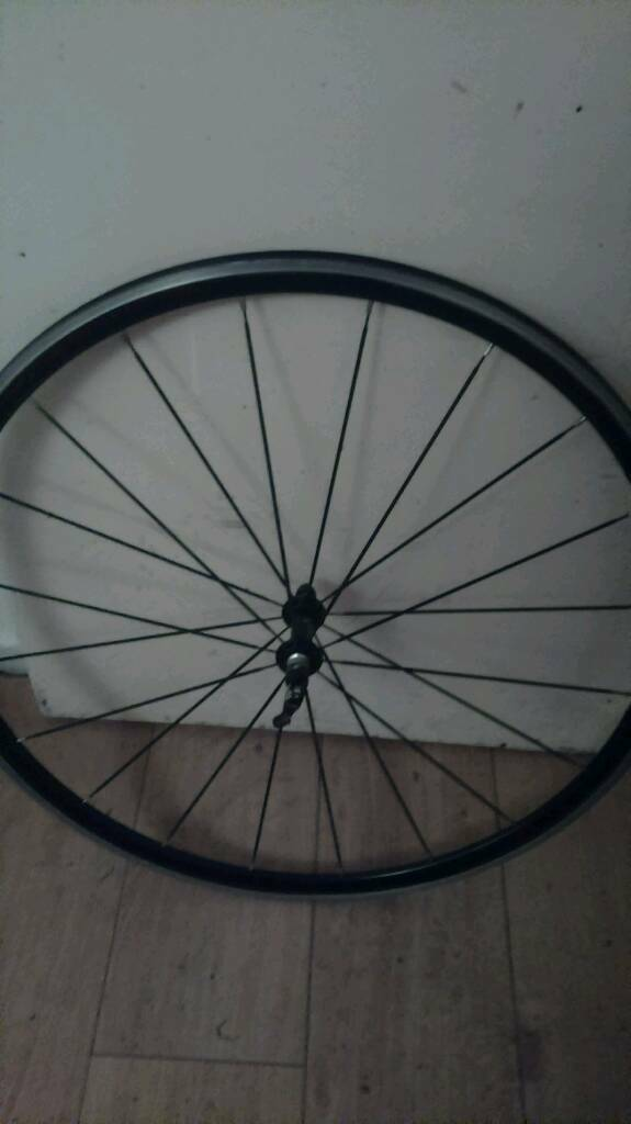 Planet X front wheel only 700c £17.50