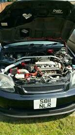 Reduced civic turbo must go this weekend !!