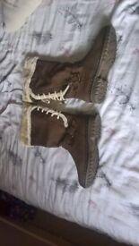 Size 9 Ladies boots