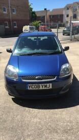 Ford Fiesta Style 1.25 2008