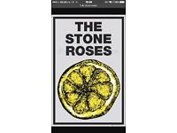 Stone roses Wembley stadium standing tickets