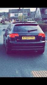 Audi A3 s3 black edition fully loaded