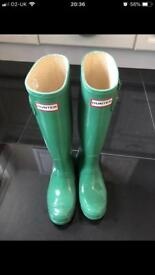 Adult Hunter wellies