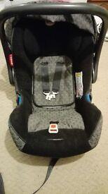 Britax Baby Car Seat excellent condition