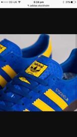 Adidas Stockholm trainers