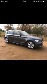 Bmw 1 series. *low mileage*