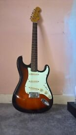 Classic Sunburst Jim Decan For Sale