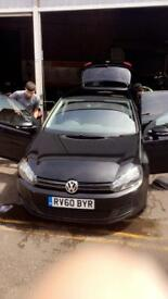 GOLF 2010 1.6 BLUEMOTION 145BHP