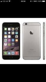 iPhone 6s 32GB Space Grey Unlocked +3 month warranty