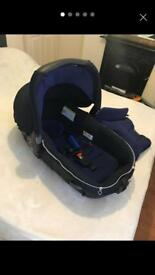 "Baby Carrier Car seat/cot ""Jane"""