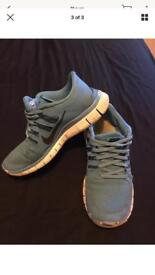 Nike 5.0 Blue Trainers - Used Condition