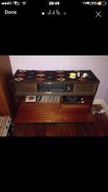 Vintage Grundig Mandello Stereogram