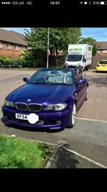 Bmw 318ci convertible msport for sale may swap with Mercedes or diesel Bmw