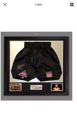 Mike Tyson shorts