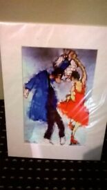 Peter Cameron Jivers Print New Signed Liverpool Artist Limited Ed