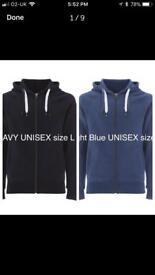 UNISEX HOODIES NEW