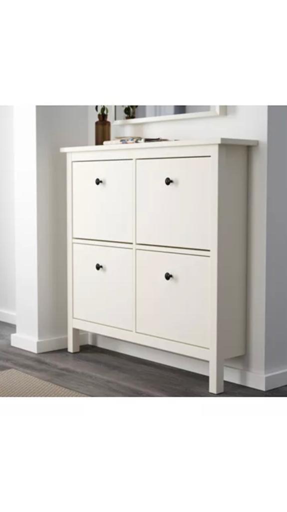Exceptionnel Ikea Hemnes Shoe Storage Cabinet