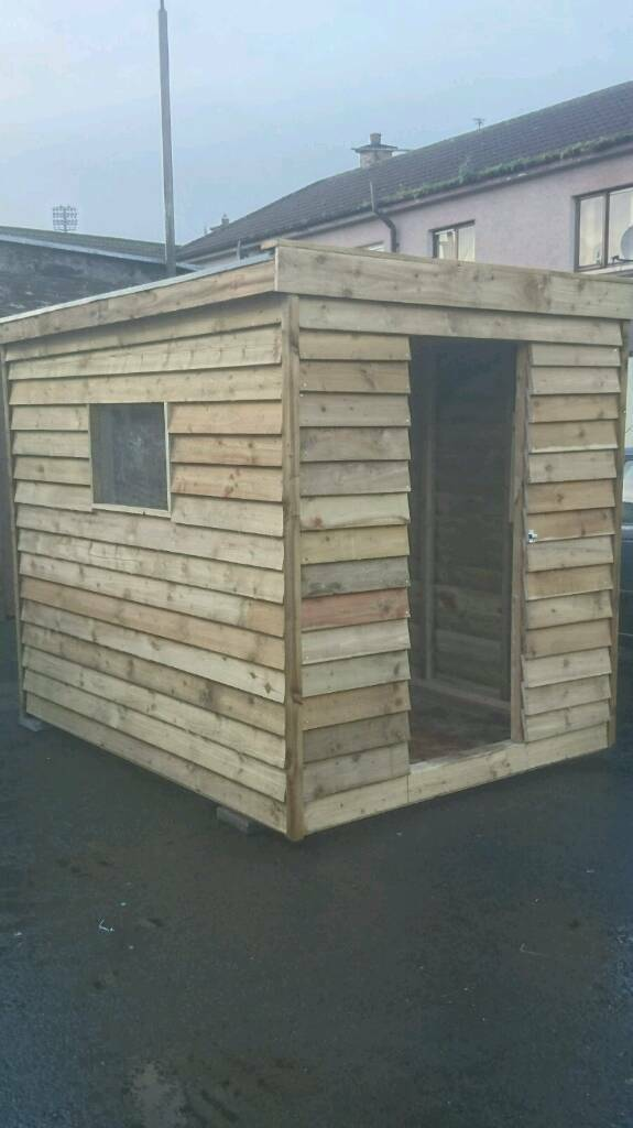 Morrow Garden Sheds Northern Ireland Log Cabins