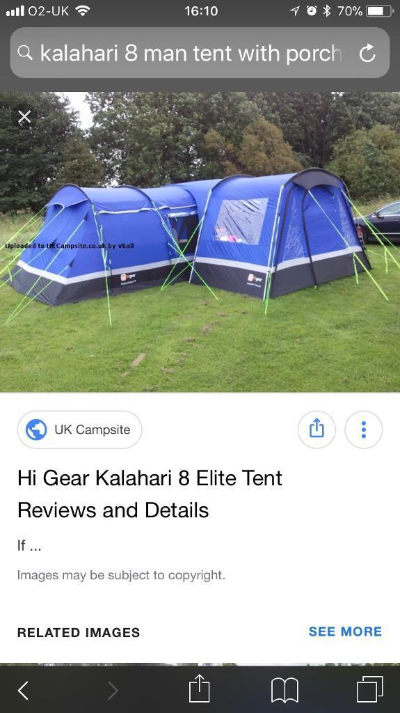 Hi Gear Mojave 5 Tent In Ashington Northumberland Gumtree  sc 1 st  Best Tent 2018 & Hi Gear Tents Uk - Best Tent 2018