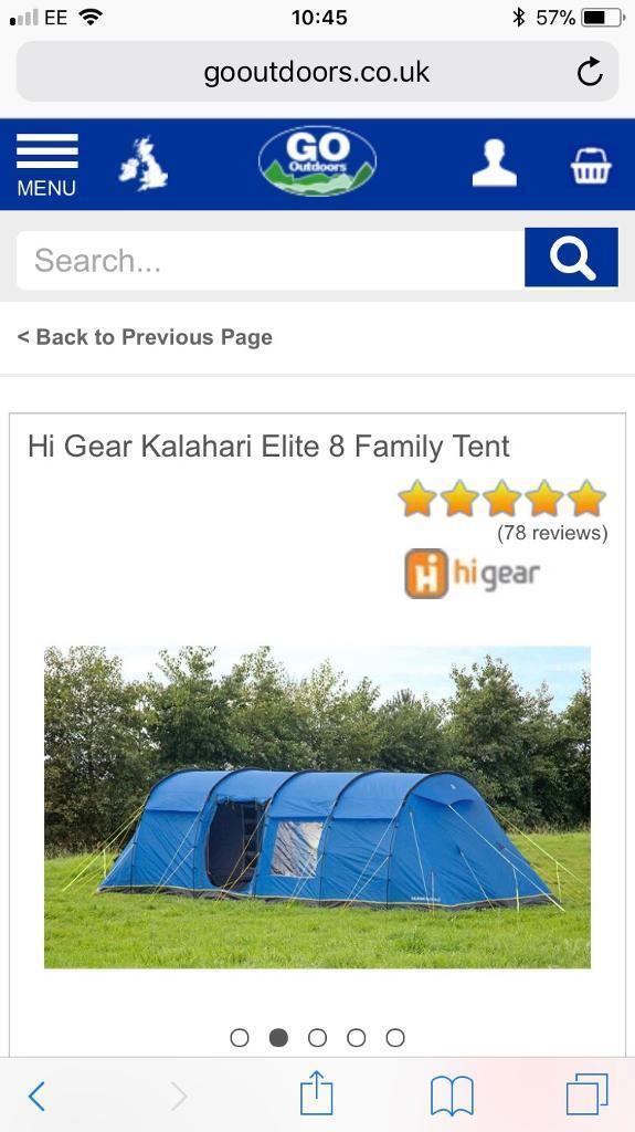 4 man tent sold  sc 1 st  Gumtree & 4 man tent sold | in Coleshill West Midlands | Gumtree