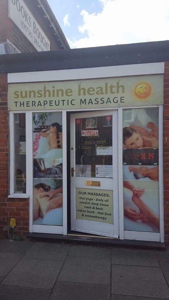 Tantric massage crawley
