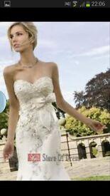 Ronald Joyce Luna Wedding Dress