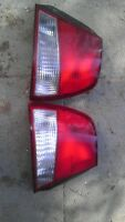 Tail Lights 2000 Hyundai Accent