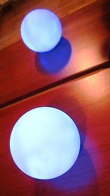 Lámpara relajante multicolor