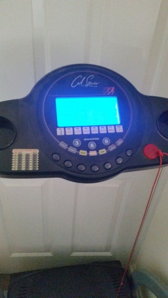 Carl Lewis Treadmill for sale