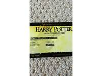 X2 Harry Potter and the cursed child tickets SELLING FACE VALUE!