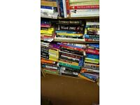 GREAT COLLECTION OF BOOKS ON COMPUTERS, PCS, MAINTENANCE, ALL SORT S OF I.T TECHNIQUES, PROGRAMMES