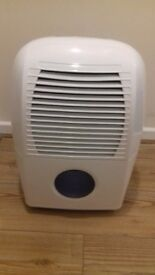 Challenge Dehumidifier. Up to 12l/24hr moisture extraction rate. Very good condition.