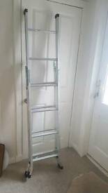 3 way extendable ladders