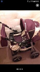 baby stroller great condition