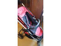 Icandy cherry pram pushchair buggy stroller