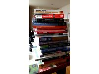 Business Management Degree Books WORTH £256* University Books/ Research / Accounting / Marketing