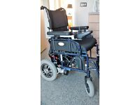 Brand New Aries Electric Wheelchair.