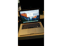 "Apple MacBook Pro 13.3"" Retina Laptop - 2015 2.7GHz i5 256GB SSD 8GB RAM"