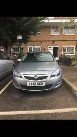 Vauxhall Astra 1.4 i VVT Turbo SRi hatchback 5 door petrol