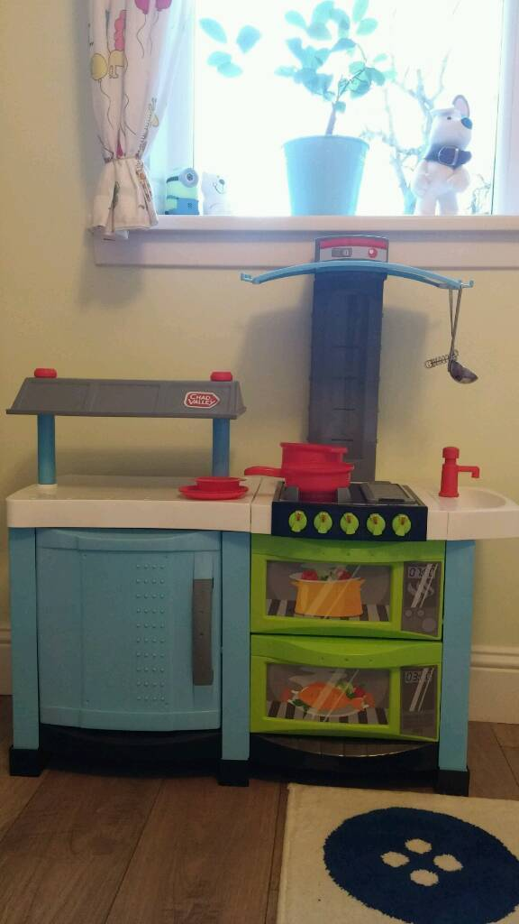 Chad Valley play chef toy kitchen