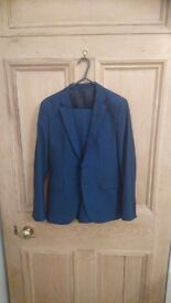 Boy's Two Piece Suit. Age 10-12 Height 152cm